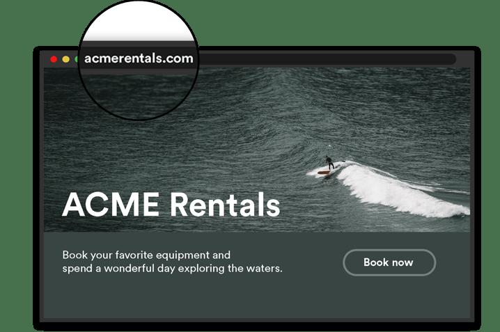 surf-rental-website